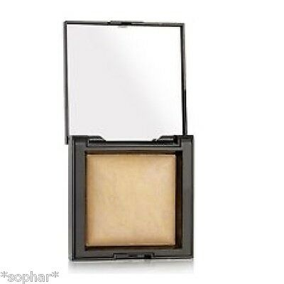bare Minerals Invisible Glow Powder Highlighter GILDED GLOW 7g Mirrored Compact