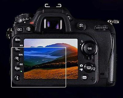 9H Tempered Glass LCD Screen Protector for Canon EOS 7D Mark II