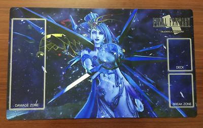 F1363 Free Mat Bag Final Fantasy FF Shiva TCG Custom Playmat CCG Mat Layout