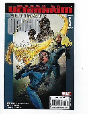 Ultimate Origins # 5 Variant Cover NM Marvel