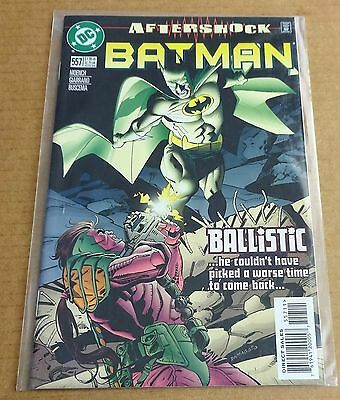 Dc Comics Batman #557  New/unread High Grade Nm  Aug 1998   Free P/p
