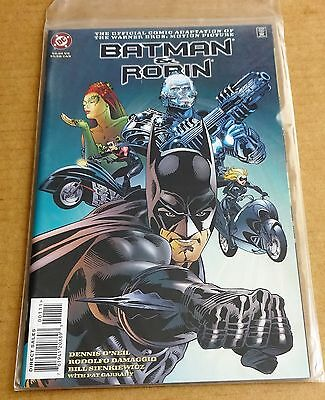 Dc Comics Batman & Robin Adaptation Of Motion Picture New/unread High Grade Nm
