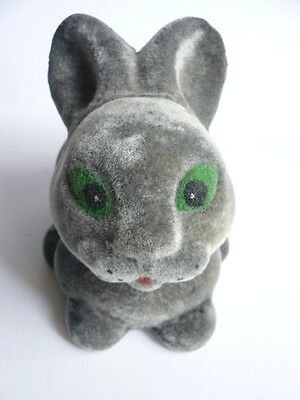1970s USSR Estonian Vintage Polymer Toy HARE Type #3