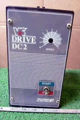 1 Used Reliance Dc2-70U Vs Drive Dc2 Motor Controller ***Make Offer***