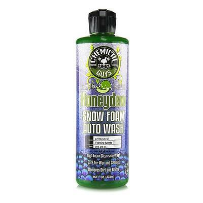 Honeydew Snow Foam By Chemical Guys pH Neutral High Foaming Car Wash 473ml