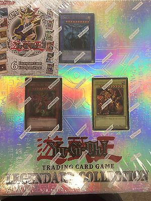 Yu-Gi-Oh LEGENDARY COLLECTION 1 SEALED w/ GOD CARDS