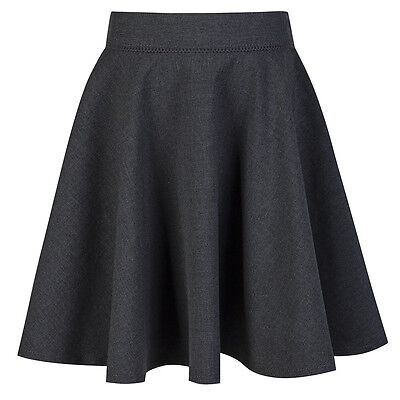Girls Skater School Skirt Navy Grey Black School Skirt School Uniform Girls Skir