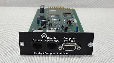 APC OG-SYCDCI Display / Computer Interface UPS-Link-Control 640-4117A Rev 2