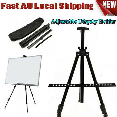 Tripod Painting Artist Easel Display Stand Drawing Board Art Sketch Adjustable H
