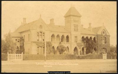 Austral postcard of Ladies Methodist College, Adelaide. Unused