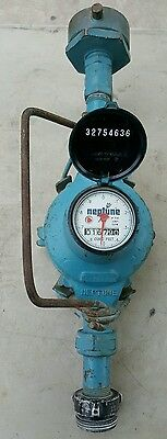 """Neptune 3"""" to 2"""" Fire Hydrant Meter T-10"""