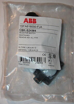 ABB 1SFA616000-FJA Selector switch