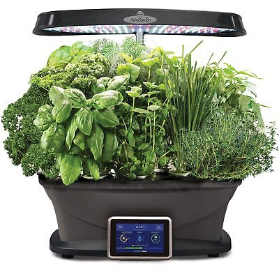 Miracle-Gro AeroGarden Bounty with Gourmet Herb Seed Pod Kit, New