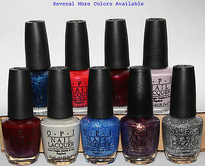 OPI Nail Polish Lacquer 0.5 oz #6 several colors (Offered by Cozee Clothing) **