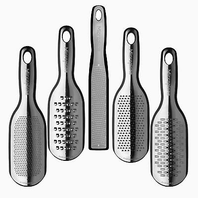 Microplane Elite Series Graters - Fine/Coarse/Extra/Ribbon - Kitchen Graters