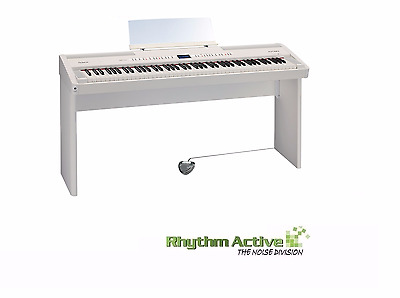 Roland Fp-80 88-Key Ivory Feel 128-Voice Digital Electric Piano Keyboard Fp80Wh