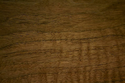 Black Walnut raw wood veneer, 16 x 27 inches 1/42nd thick               a7729-25