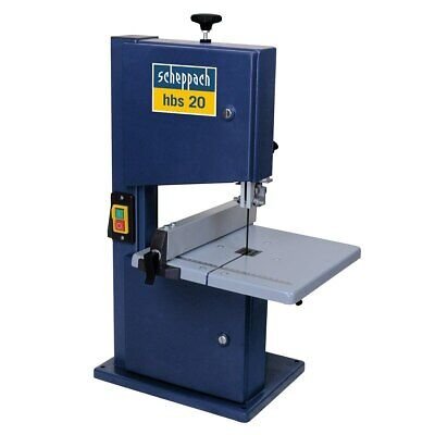 "Scheppach HBS20 8"" Hobby Bandsaw 240V For Serious DIY, Semi Professional Users"