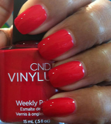 CND Vinylux Nail Polish Lacquer Enamel Varnish 119 Hollywood 15ml