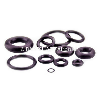 Veda/Master/Royalmax WD201 Airbrush Replacement O Ring / O-ring Kit