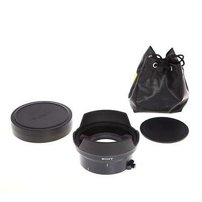 Sony VCL-EX0877 0.8x Wide Angle Conversion Lens for PMW-EX1 and PMW-EX1R