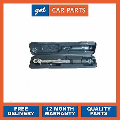 """TOOL HUB 1/4"""" Dr. Micrometer Torque Wrench 2 - 24nm"""
