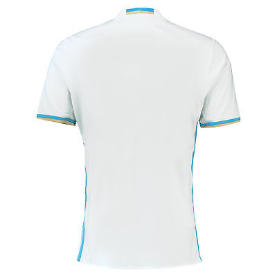 adidas Mens Gents Football Soccer Olympique de Marseille Home Shirt 2016-17