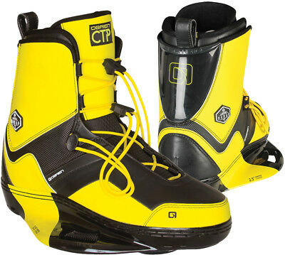 OBRIEN NOMAD Boots 2016 ctp yellow Wakeboard Bindung