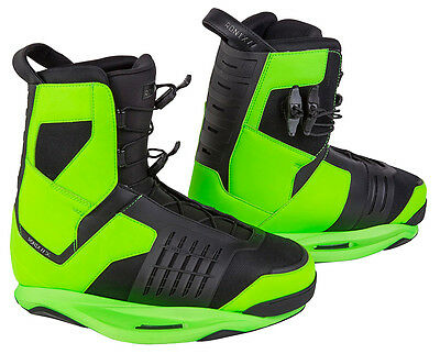 RONIX PRESTON Boots 2015 psycho green Wakeboard Bindung