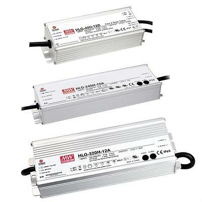MeanWell LED power supply HLG-series / switching power supplies IP65 IP67