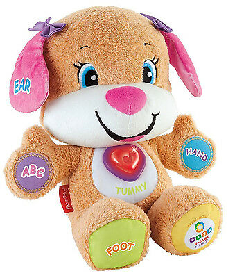 Baby Girl Toy Learning Plush Toddler Musical Educational Fisher Price Laugh New