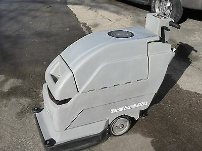 """Automatic Floor Scrubber - Nobles 20"""""""