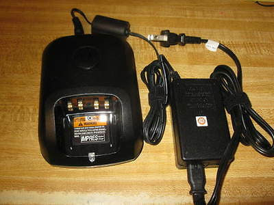 Motorola Impres...WPLN4243A...  Single Unit Charger Base..With Charger...USED