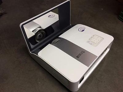 Benq Mw851Ust Ultra Short Throw Projector Lamp 3050 Hours Used (No Acc)