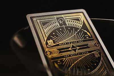 RAREBIT Playing Cards: Gold Foil Edition