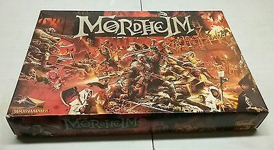 Mordheim City of the Damned (Games Workshop, Warhammer) (Not Complete)