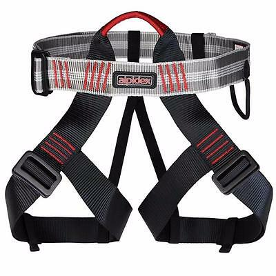 Alpidex Universal Climbing Harness TAIPAN not padded RED PEPPER mountain  #6