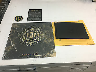 Third Man Pearl Jam Vault Package 29 White Stripes Jack White Eddie Vedder Vinyl