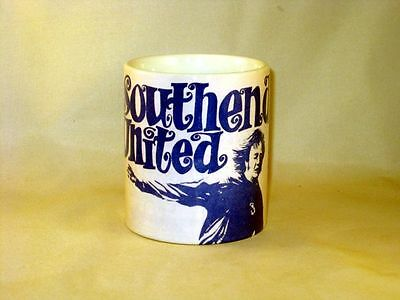 Southend United Football Programme Collectionneurs TASSE