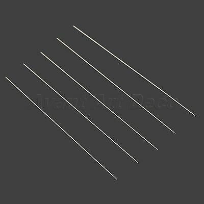 New 50pcs Tattoo Eyebrow Needles 1R 0.3mm Needle for Permanent Makeup Medical