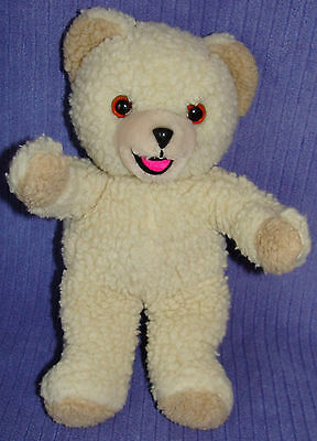 "Russ Snuggle Bear 10"" Tall Lever Brothers 1986 Item 3145 Made In Korea 8606 - Bl"