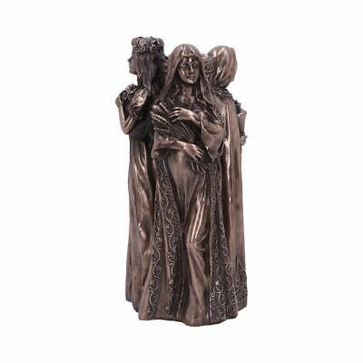 New * Mother Maiden Crone * Pagan Wicca Figurine Statue From Nemesis Now  H3151