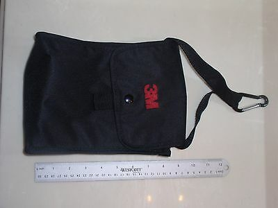 3M carrying case with snap hook