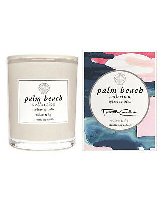 New Palm Beach Collection Limited Edition Prudance Caroline Candle Natural
