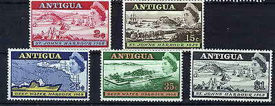 Antigua 1968 Harbour  Mnh