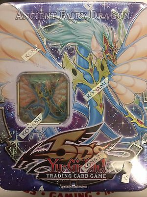 ANCIENT FAIRY DRAGON 2009 5d's Collector's Tin Sealed - Yu-Gi-Oh