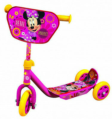 disney minnie mouse kinder 3 r der roller fahren und spielzeug scooter eur 20 52 picclick de. Black Bedroom Furniture Sets. Home Design Ideas