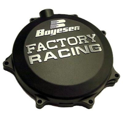 Boyesen Factory Clutch Cover Black For Kawasaki KX 450 F 2016-2017
