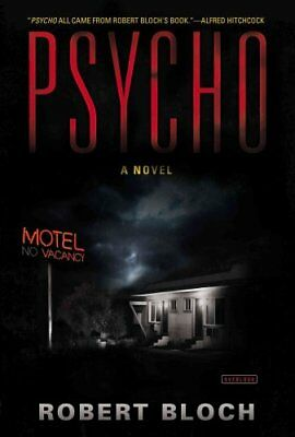 Psycho by Robert Bloch 9781590203354 (Paperback, 2010)