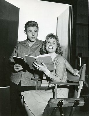 David Nelson Barbara Gayle Smile Adventures Of Ozzie & Harriet 1962 Abc Tv Photo